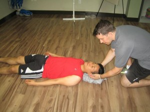 Standard First Aid and CPR Training in Surrey