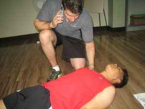 Standard First Aid and CPR Training in Regina