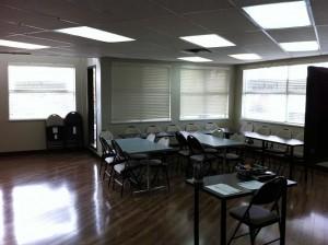 Standard First Aid Training Room in Kelowna