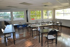 Winnipeg Lecture Classroom