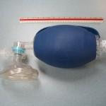CPR Bag-Valve Mask
