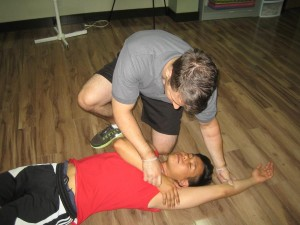 Standard First Aid and CPR Training in Toronto