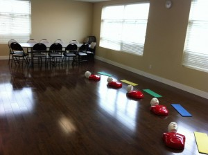 Standard first aid classes in Toronto