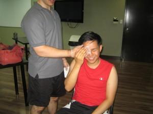 warts on the eyelid